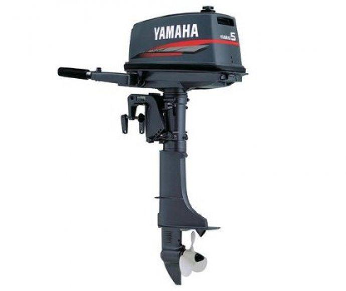 лодочный мотор yamaha бензин