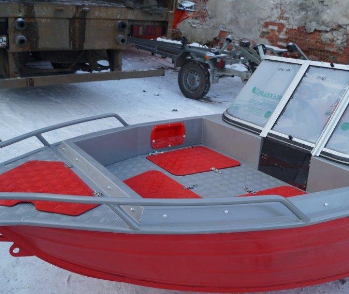 изготовление лодок из полипропилена