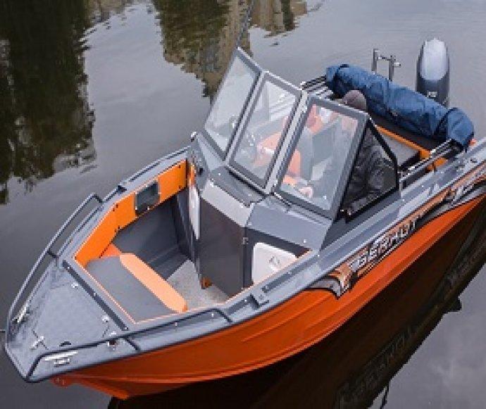 лодки риб шторм линия видео