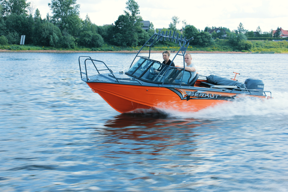 катера и моторные лодки екатеринбург